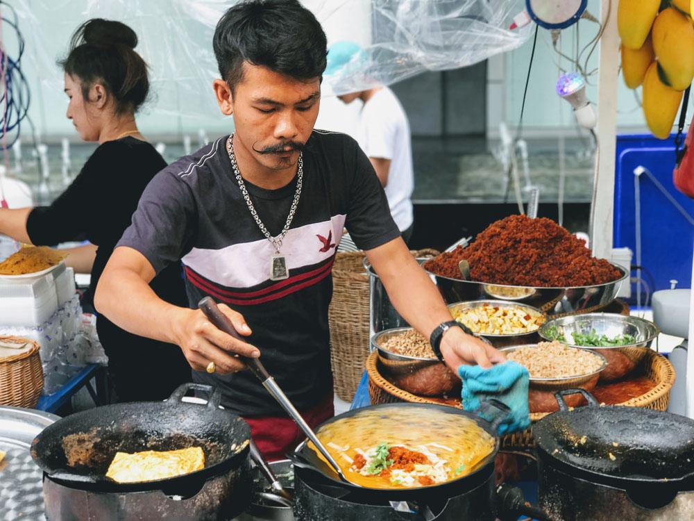 Thai Street Snacks | Finger Food Guide
