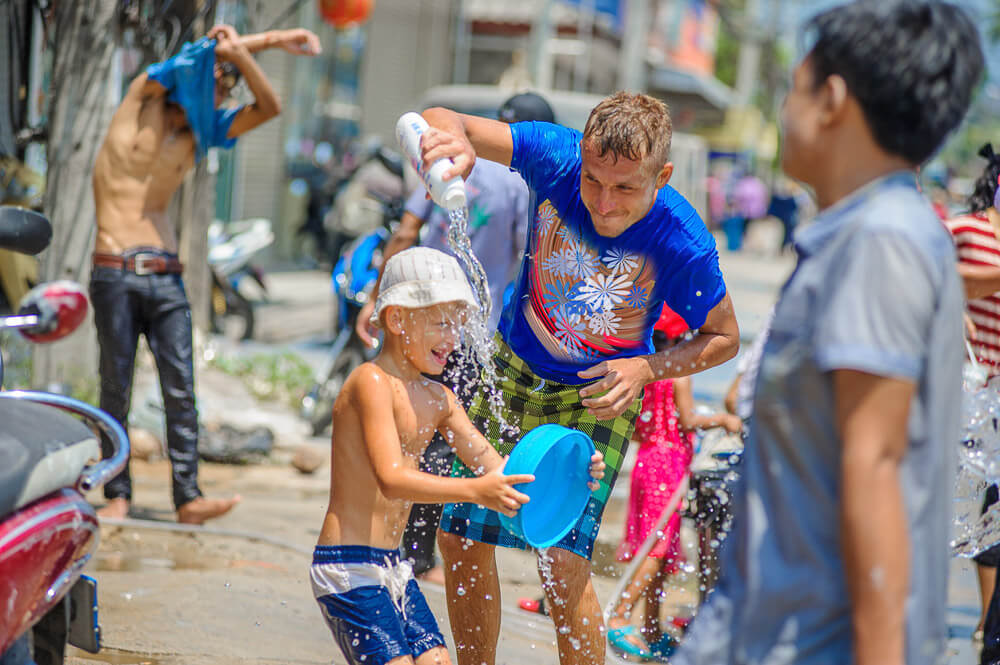 Koh Samui | Where to Celebrate Songkran Top 10 Cities