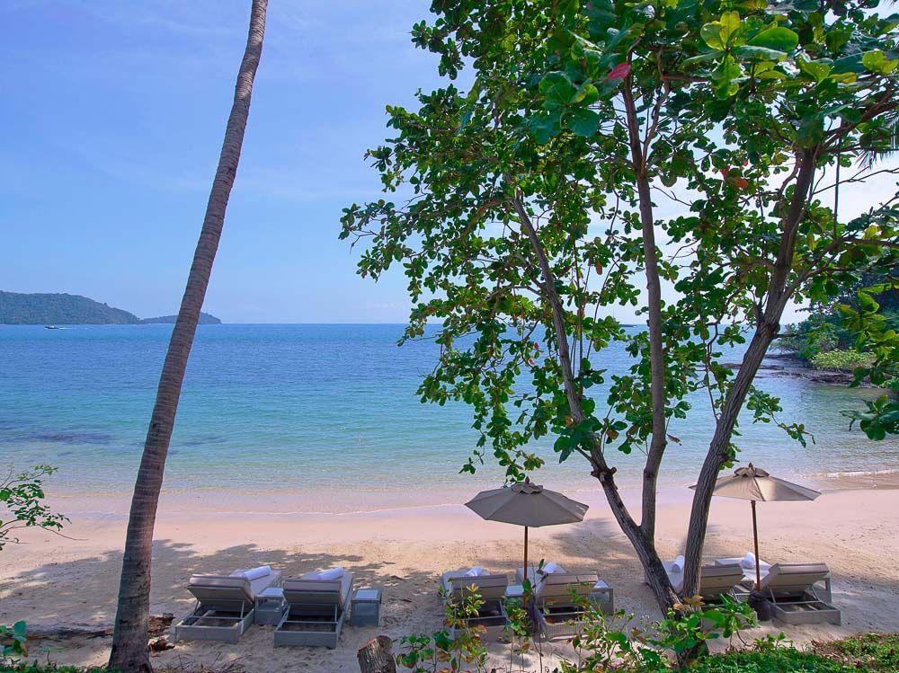 Amatara Wellness Resort Beach