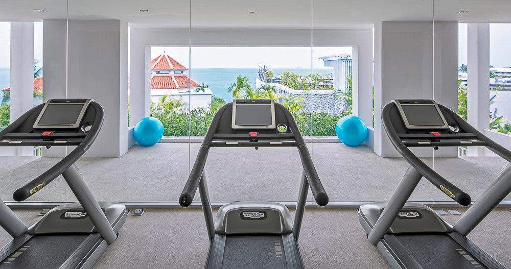 Amatara Wellness Resort Fitness Center
