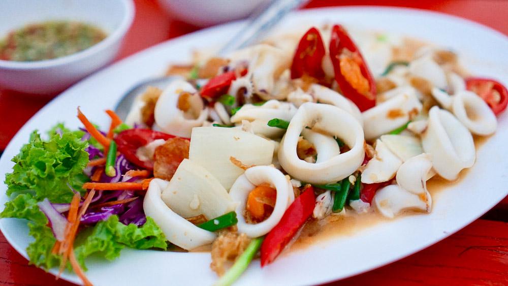 Paekruwit Floating Seafood Restaurant Phuket Thailand