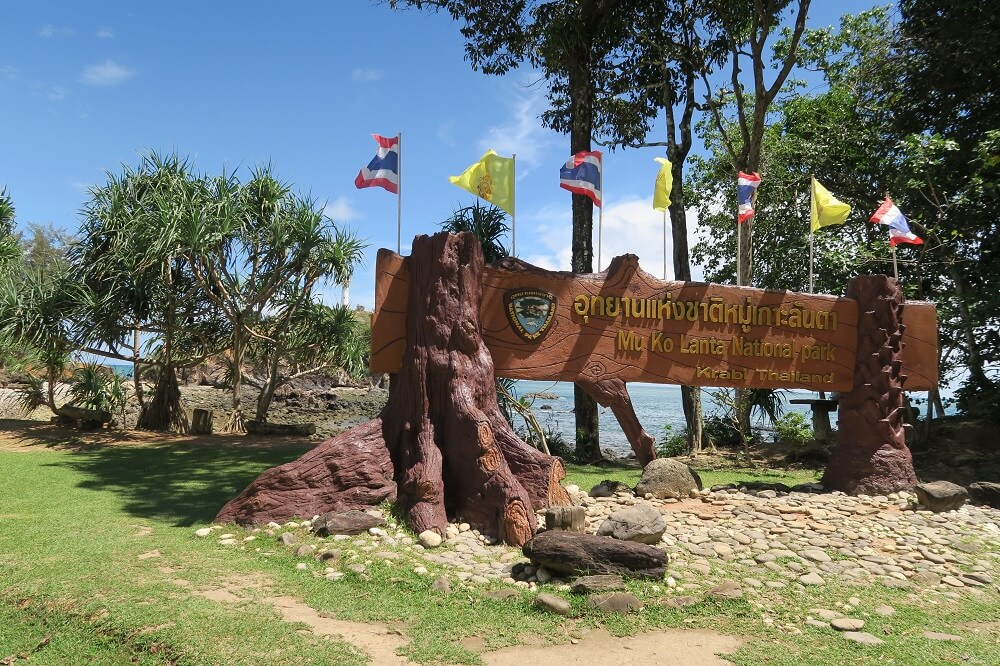 Mu Koh Lanta National Park Guide