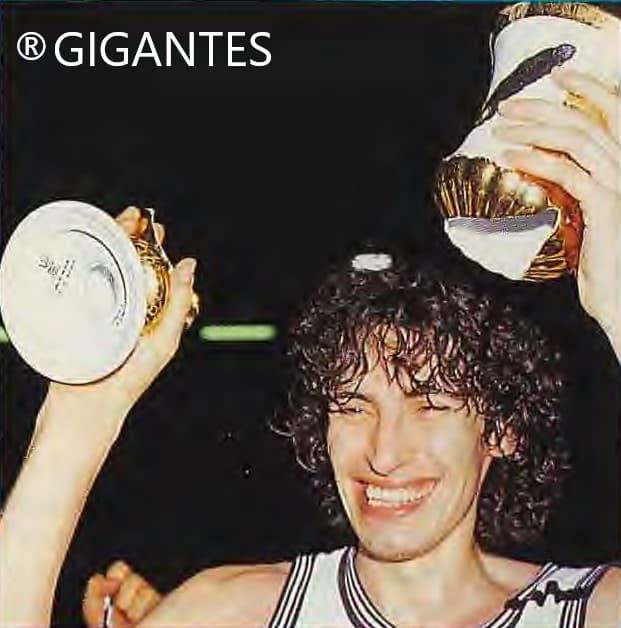 Final Recopa 1991 PAOK CAI Zaragoza