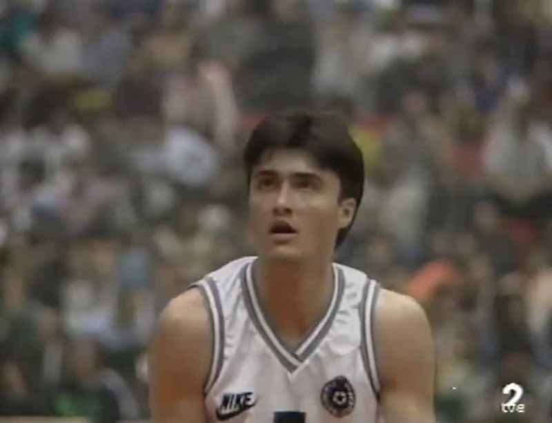 Final Four 1992 Danilovic