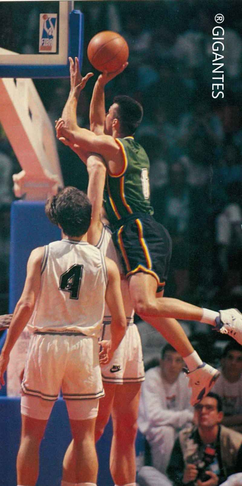 Final Four 1992 Tomás Jofresa