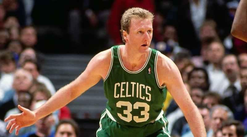 Historia NBA Larry Bird NBA