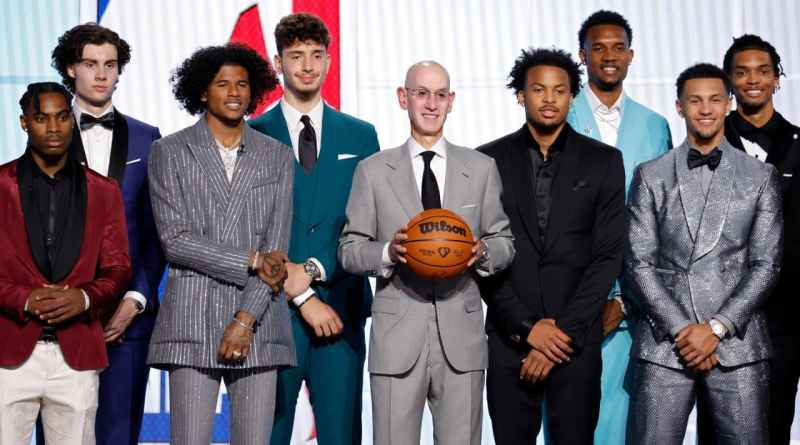 NBA Draft 2021 Ganadores Perdedores