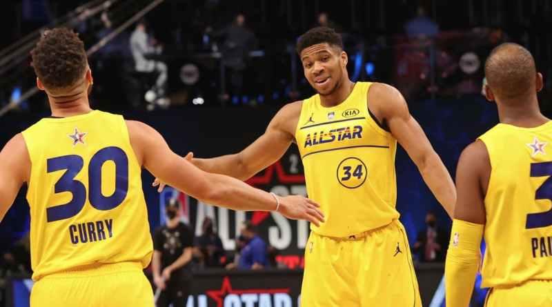 NBA All Star 2021 MVP Anteto