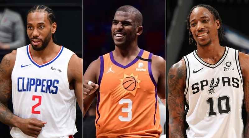 Agentes Libres NBA 2021
