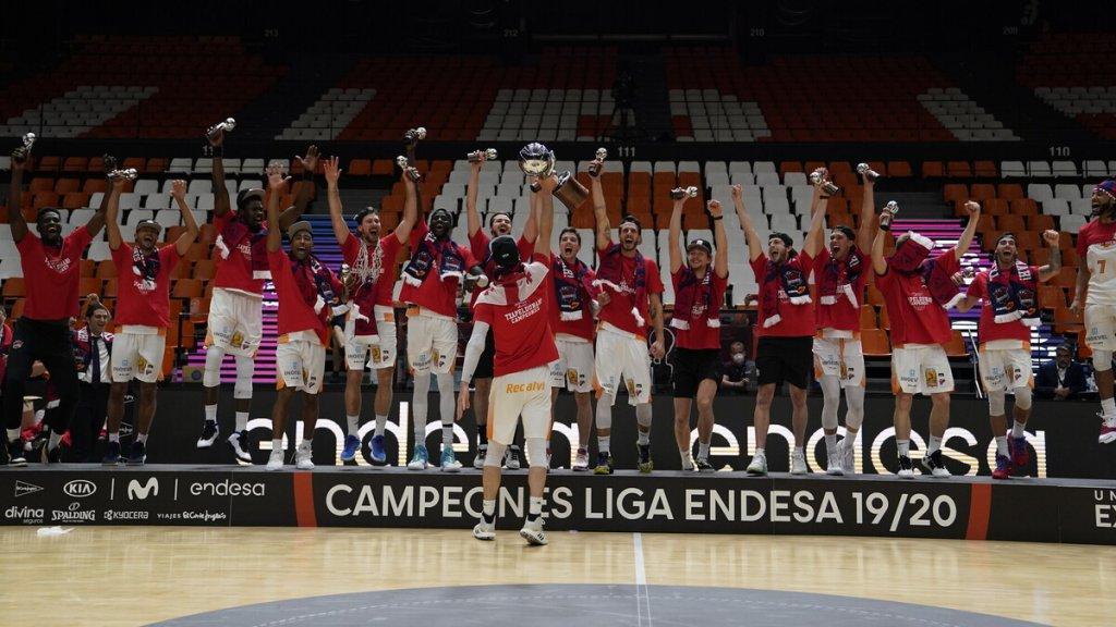 Baskonia Campeón ACB 2020