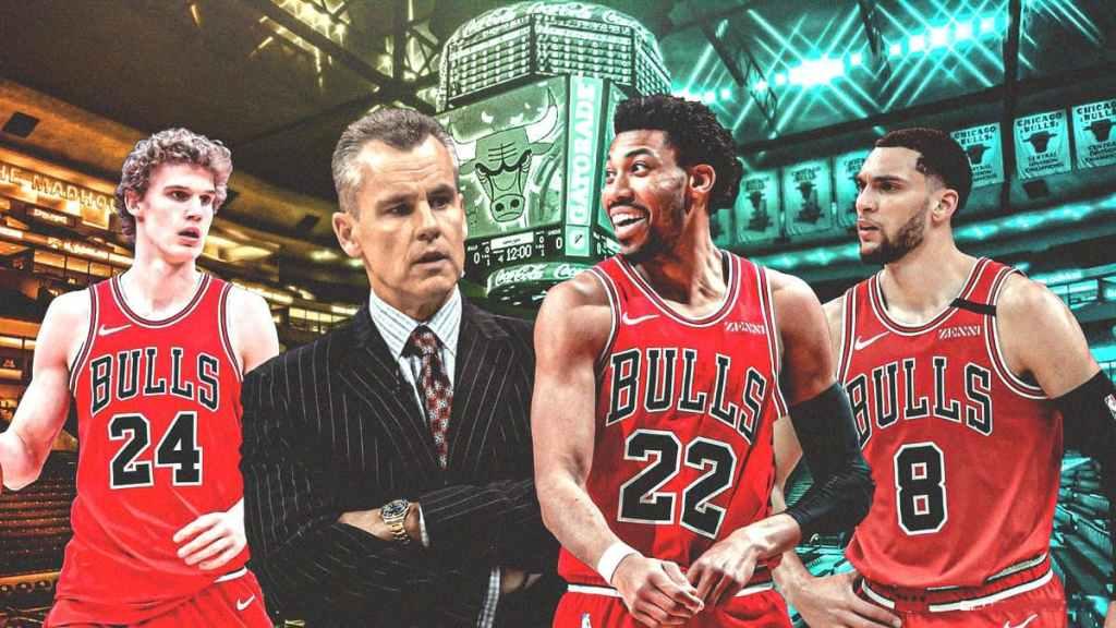 Chicago Bulls 2020-21