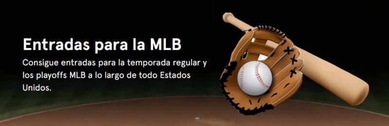 Comprar entradas MLB Béisbol