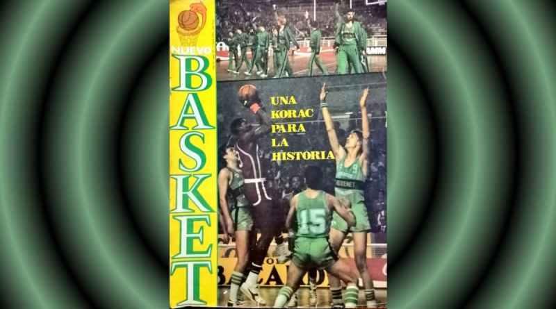 Copa Korac 1981 Joventut Nuevo Basket