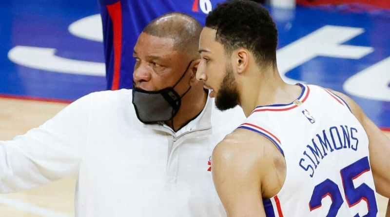 Simmons, Rivers… ¿Quién tiene la culpa en los Sixers?