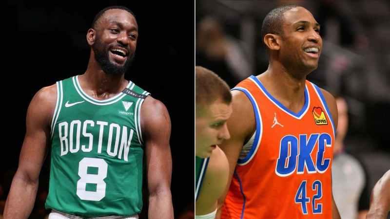 Kemba Walker Al Horford Celtics