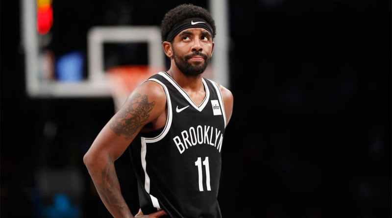 Kyrie Irving Brooklyn Nets Covid