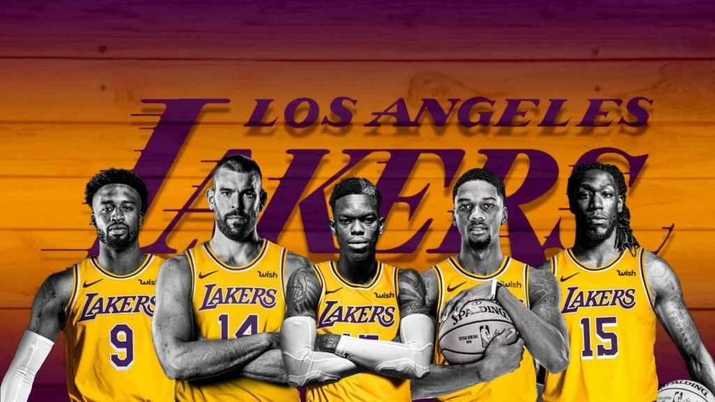 Los Angeles Lakers agencia libre 2020