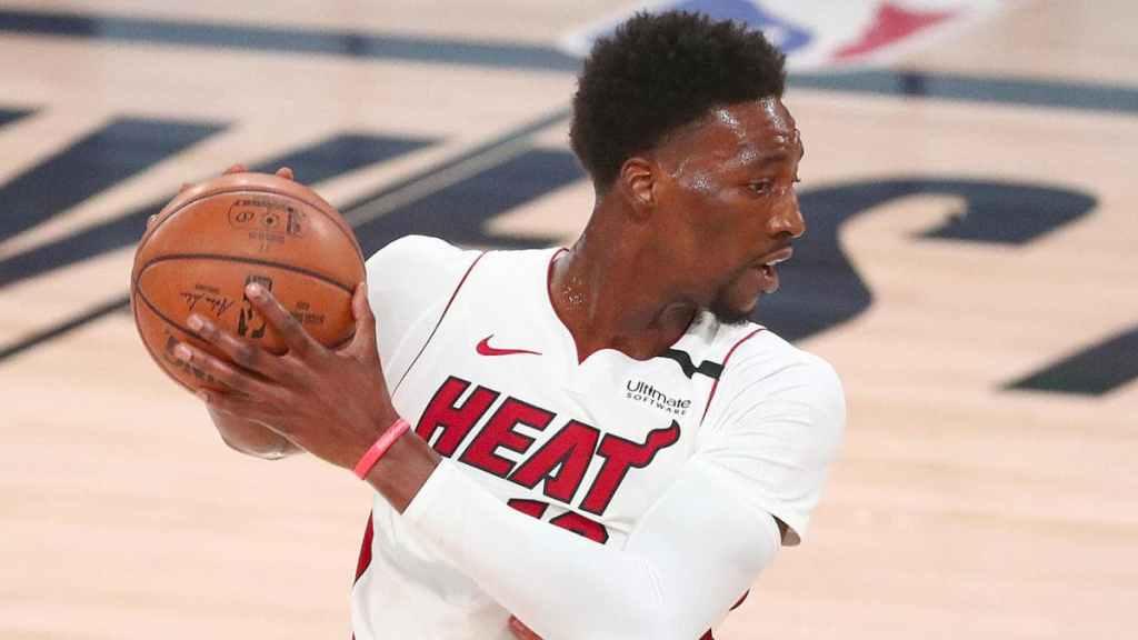Miami Heat Bam Adebayo