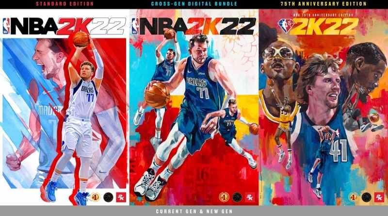 Portada NBA2K22