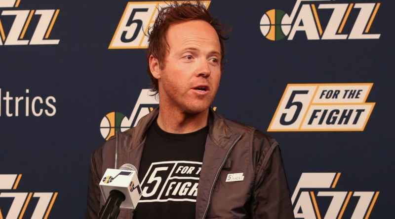Utah Jazz Ryan Smith