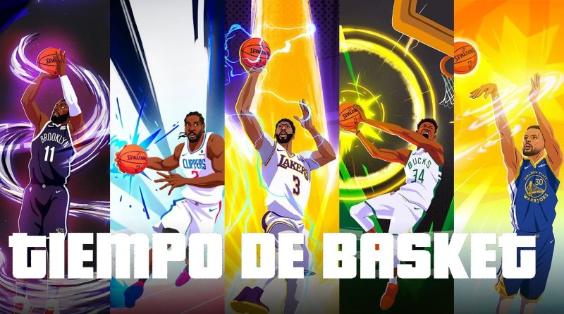 Newletter Tiempo de Basket