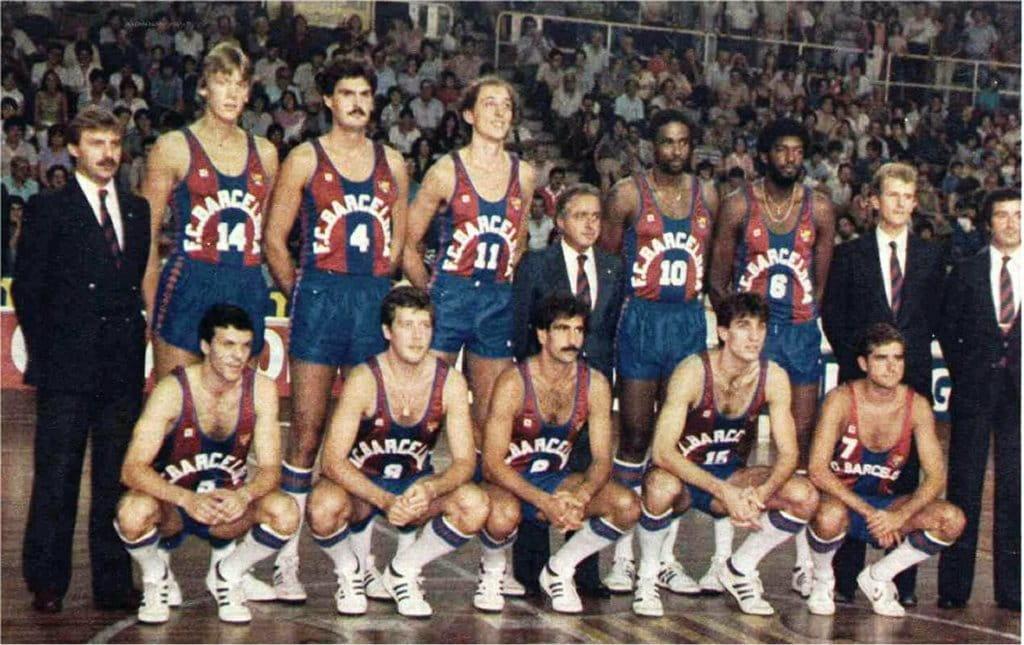 Partido desempate 1982/83 FC Barcelona