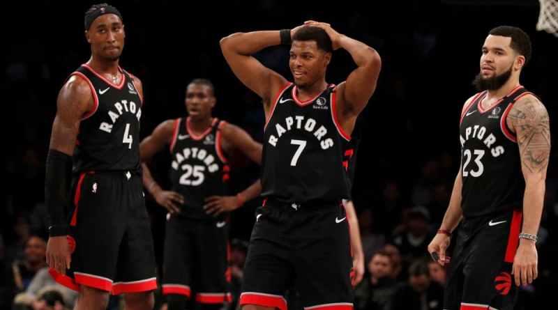 Toronto Raptors reconstrucción