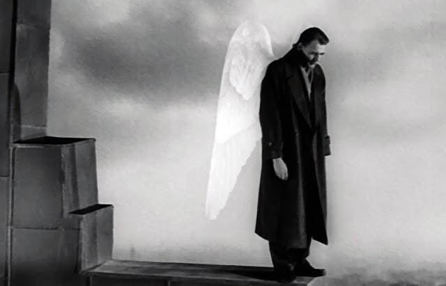 Un ángel ha caído: El cielo sobre Berlín, de Wim Wenders