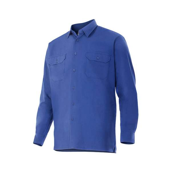 camisa-velilla-520-azul-royal