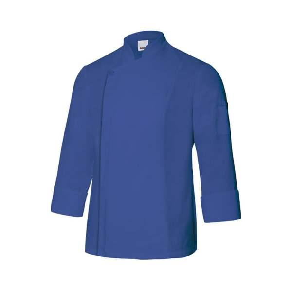 chaqueta-cocina-velilla-405202tc-azul