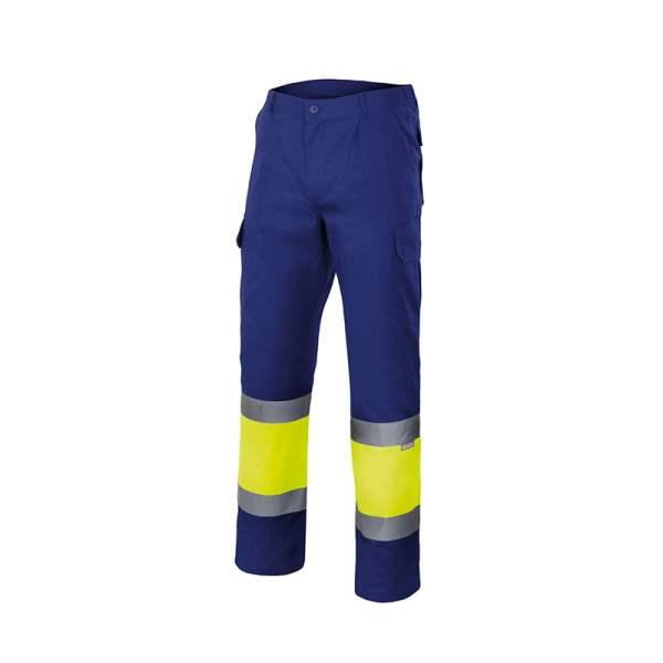 pantalon-alta-visbilidad-velilla-156-azulina-amarillo