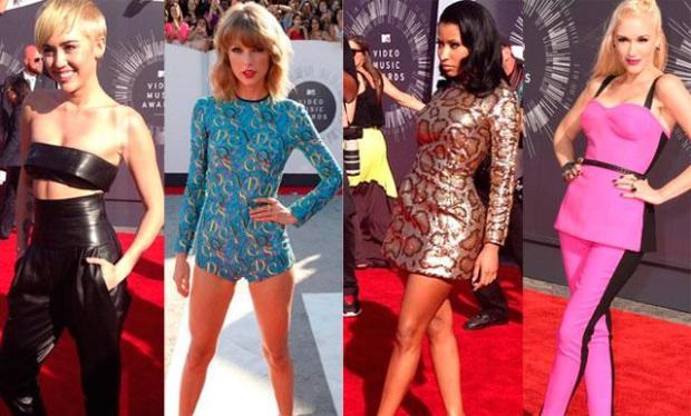 Miley Cyrus gana en los MTV Video Music Awards
