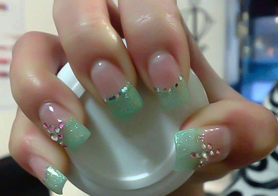 Increíbles modelos de uñas para tus vacaciones