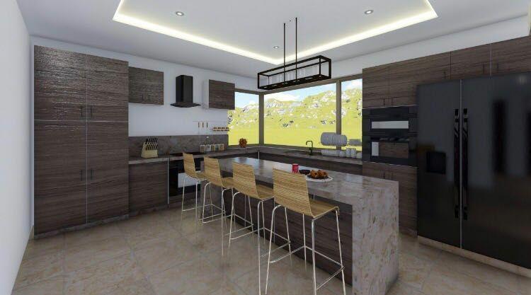 Claves para destacar la decoración de cocinas modernas ¡inspírate en ellas! para disfrutar de este espacio