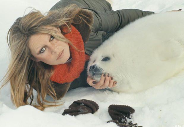 Brigitte Bardot es una defensora de los animales