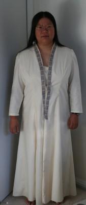1st coat muslin