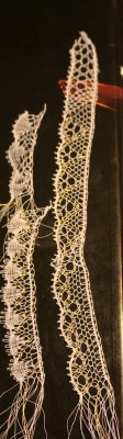 bobbin lace samples