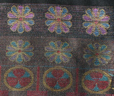 japanese crests, handwoven taquete