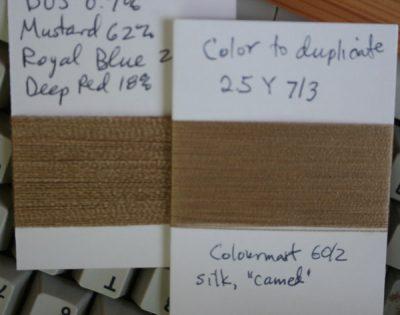 success at duplicating color