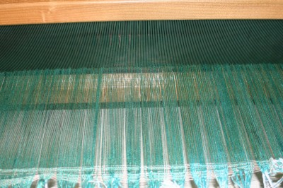 Ready to weave!