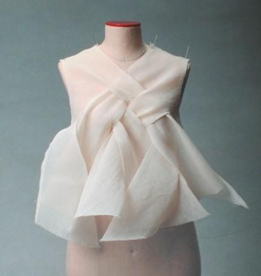 a double-woven blouse!