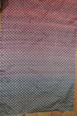 sample #6 - dark purple and brown