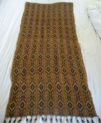 Year 1: Tiger Eye Shawl