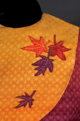Autumn Splendor - closeup of leaves