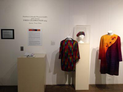 Juror pieces in exhibit