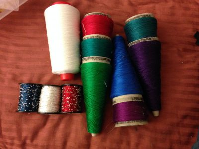 10/2 cotton for inkle weaving