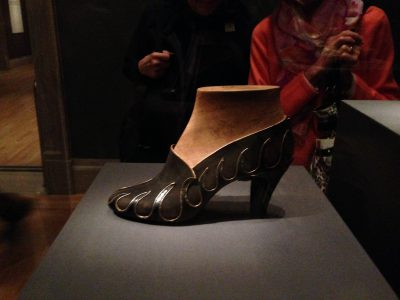 Shoe prototype by Steven Arpad
