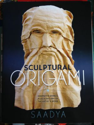 """Origami Sculpture"" by Saadya Sternberg"