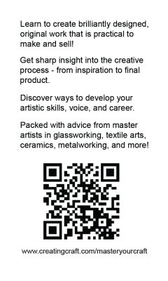 "Business card for ""Master Your Craft"" - back"