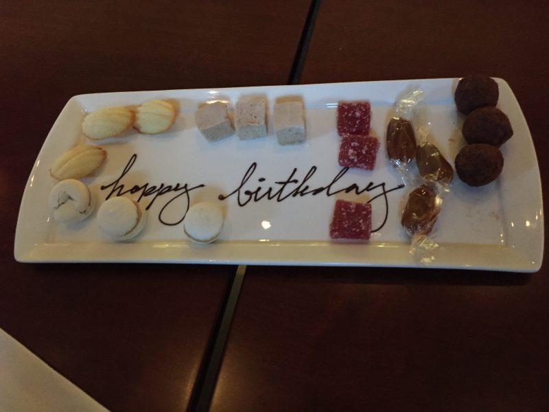 "a sweet ""Happy Birthday!"""